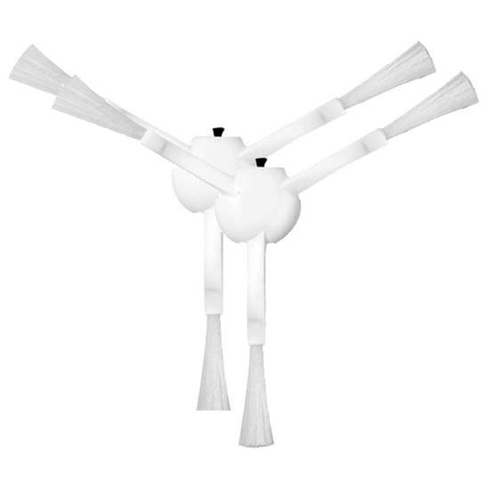 Boční kartáčky pro Xiaomi Mi Robot Mop 1C - white 2ks