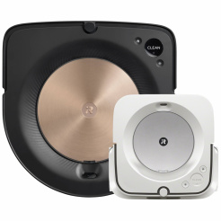 iRobot Roomba s9 a Braava jet m6