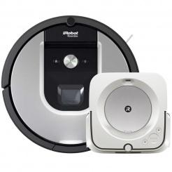 iRobot Roomba 975 a Braava jet m6