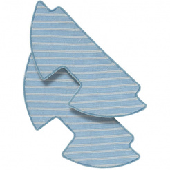 Mopovací textilie pro Rowenta série 60 - 2 ks