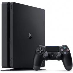PlayStation 4 Slim 500GB - black