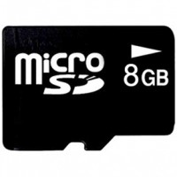 MicroSD karta - 8GB