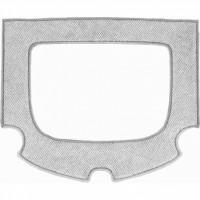 Zadní utěrka z mikrovlákna pro Symbo Weebot W130