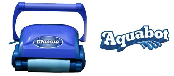 Představení bazénového vysavače Aquabot CLASSIC