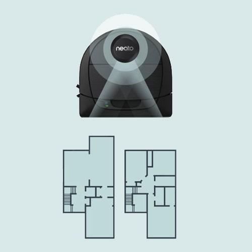 Floor Plan vytvořte si několik půdorysů podlaží