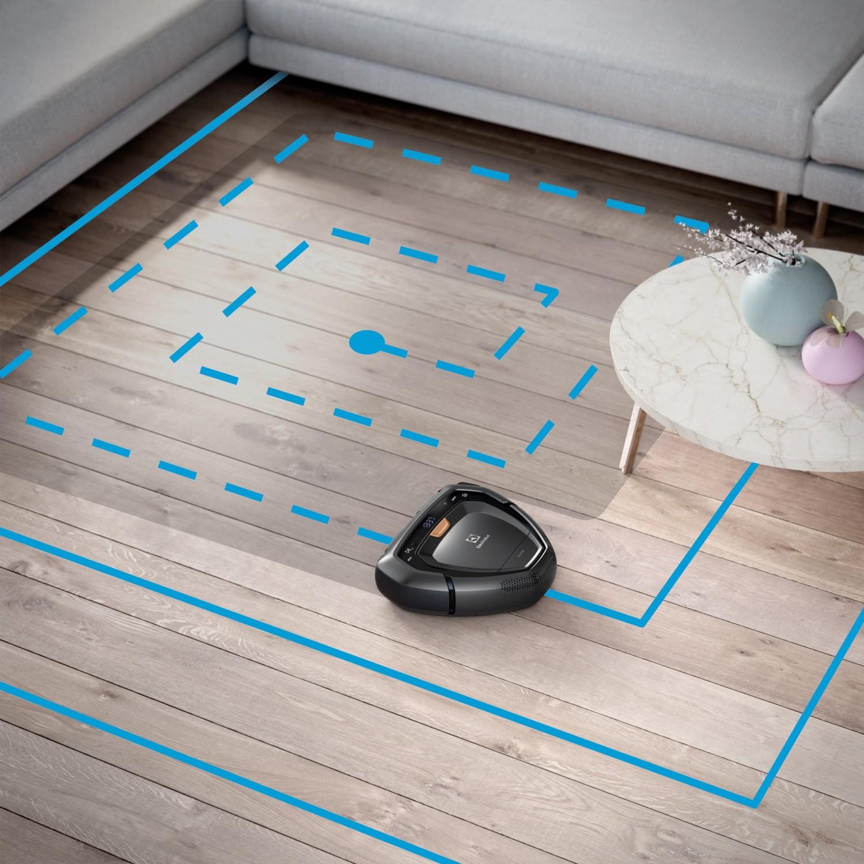 Systém 3D Vision pro pohyb mezi překážkami