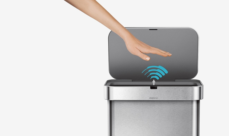 Chytrý pohybový senzor