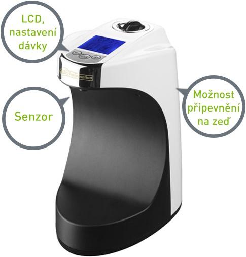 Přednostidávkovače mýdla Helpmation