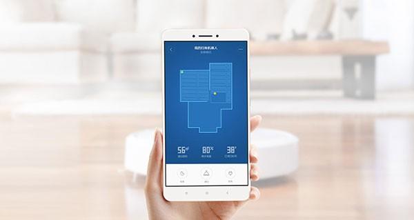 Ovládání přes mobilní aplikaci