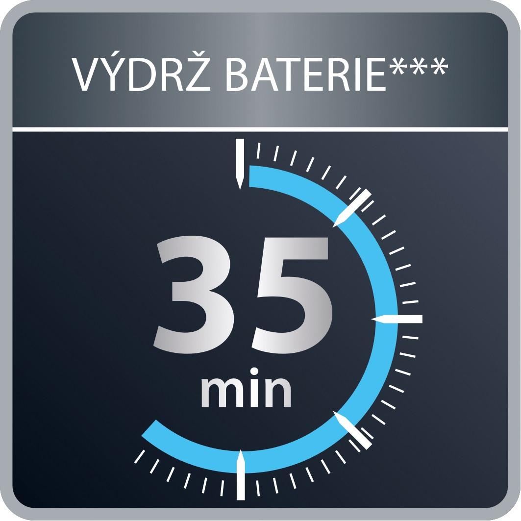 Výkonná baterie