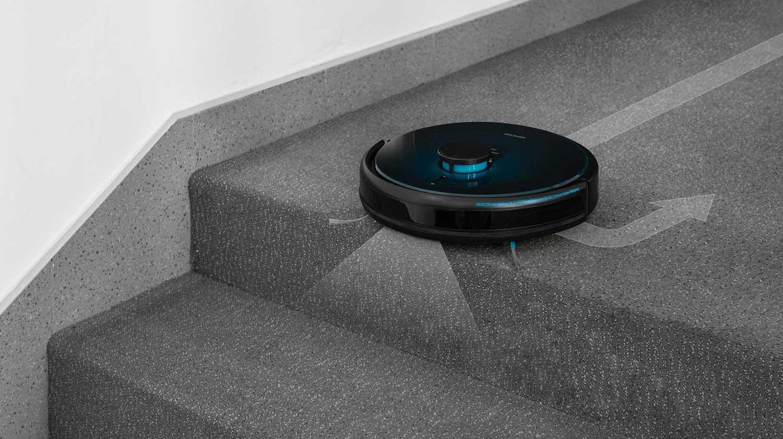 S infračervenými senzory nespadnu ze schodů