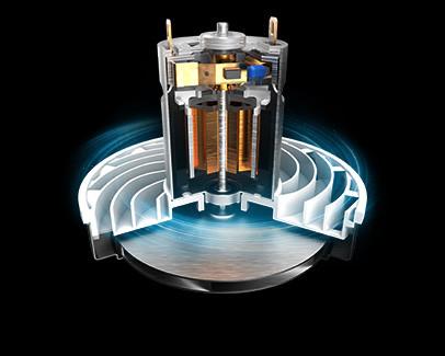 Výkonný BLDC motor