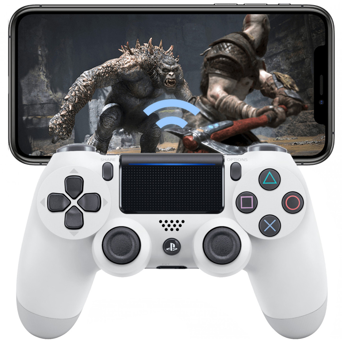 Funkce Remote Play