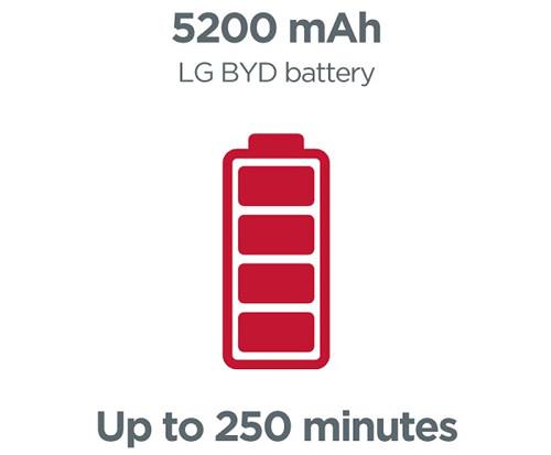 Baterie LG BYD