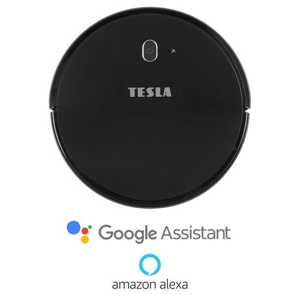 Inteligentní úklid s podporou Google Assistant/Amazon Alexa