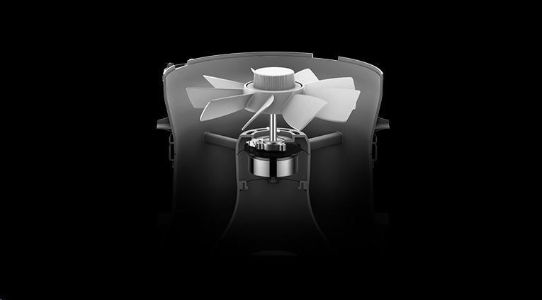 Nový aerodynamický systém