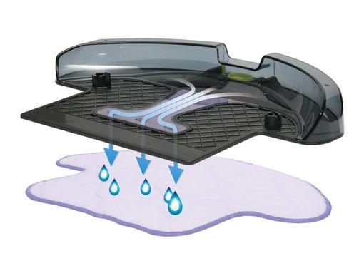 H2O zásobník na vodu